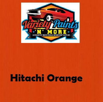 Variety Paints Hitachi Orange Spray Paint 300g