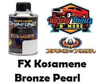 FX Kosamene  Bronze Pearl Shimron2  S2-FX25 238ml House of Kolor