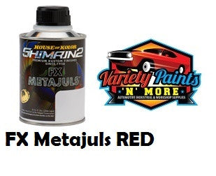 Red FX Shimron2® FX METAJULS®House of Kolor® S2-FX43