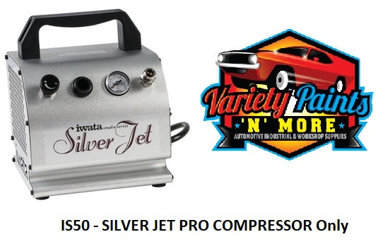 IS50 - Iwata SILVER JET PRO COMPRESSOR Only