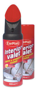 CarPlan Interior Valet with brush 400ml