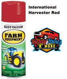 RustOleum International Harvester Red Spray Paint