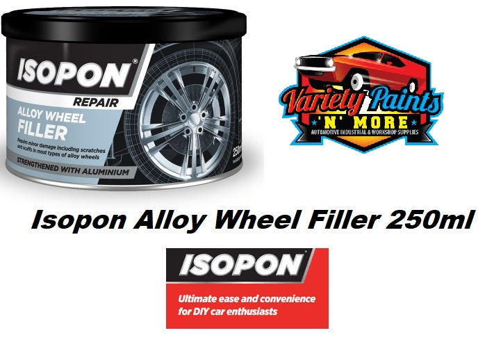 ISOPON Metalik  Alloy Wheel Filler 250ml
