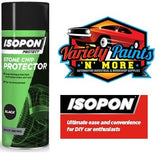 ISOPON Stone Chip Protector Aerosol Black VARIETY PAINTS N MORE