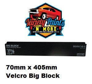 Motogard RIGID BIG BLOCK VELCRO 65mm X 405mm