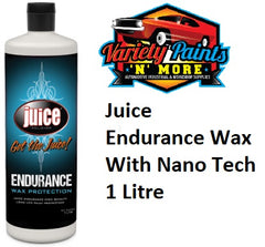 Juice Endurance Wax 1 Litre NEW Product