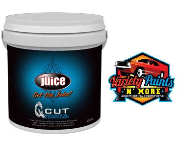Juice Q Cut Cutting Compound 4 Litre