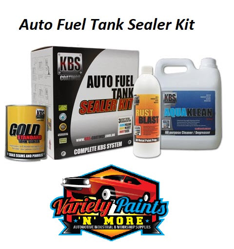 KBS Automotive  Fuel Tank Sealer Kit