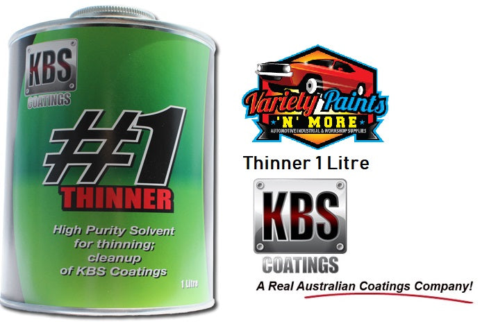 KBS Thinners 1 Litre