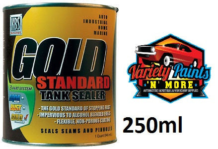 KBS Gold Standard Fuel Tank Sealer 250ml