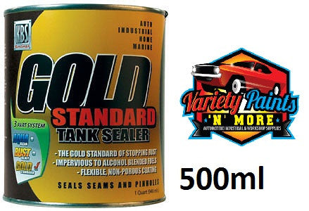 KBS Gold Standard Fuel Tank Sealer 500ml