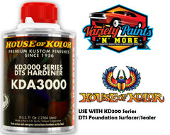 House of Kolor Kustom DTS Hardener 238ml KDA3000HP