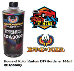 House of Kolor Kustom DTS Hardener 946ml KDA3000Q