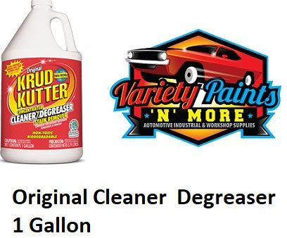 Krud Kutter Original Cleaner / Degreaser 3.78 Litres