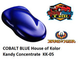 COBALT BLUE House of Kolor Kandy Concentrate 238ml KK-05