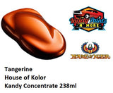 Tangerine House of Kolor Kandy Concentrate 238ml
