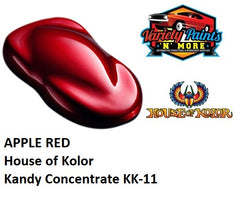 APPLE RED House of Kolor Kandy Concentrate 238ml KK-11