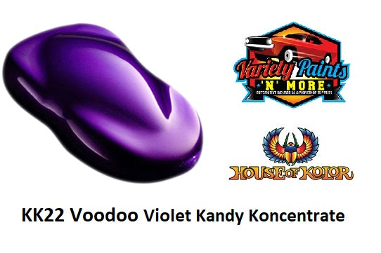 Voodoo Violette House of Kolor Kandy Concentrate 238ml KK-22