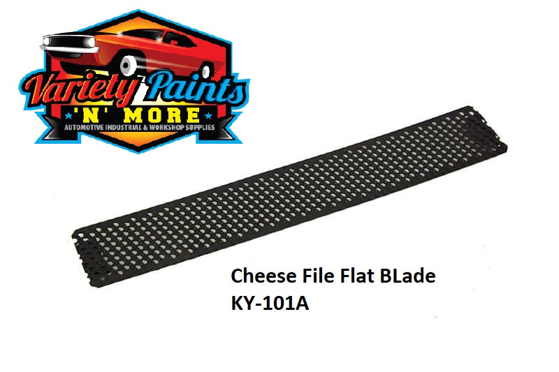 Cheese File (Rasp) Flat BLade KY-101A