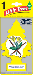 Big Tree Xtra Strength Vanillaroma Hanging Air Freshener