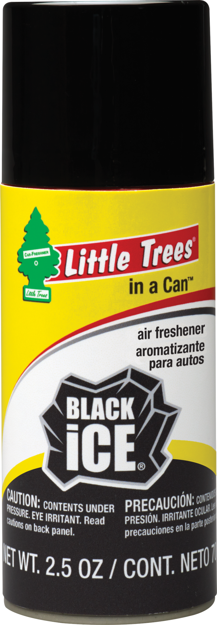 Little Tree Aerosol Black Ice