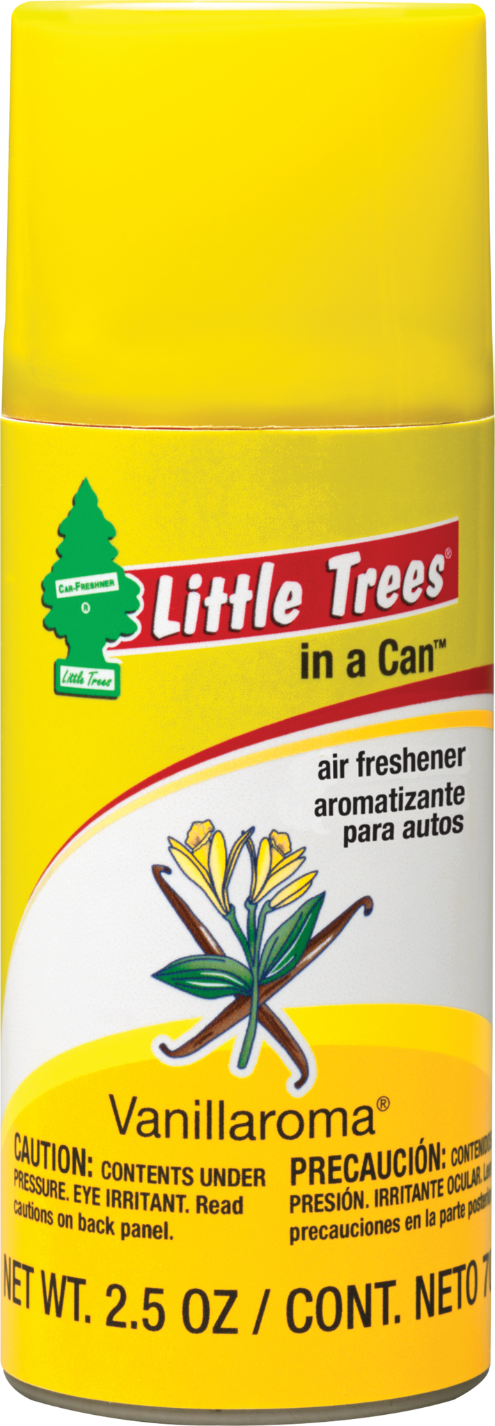 Little Tree Aerosol Vanillaroma