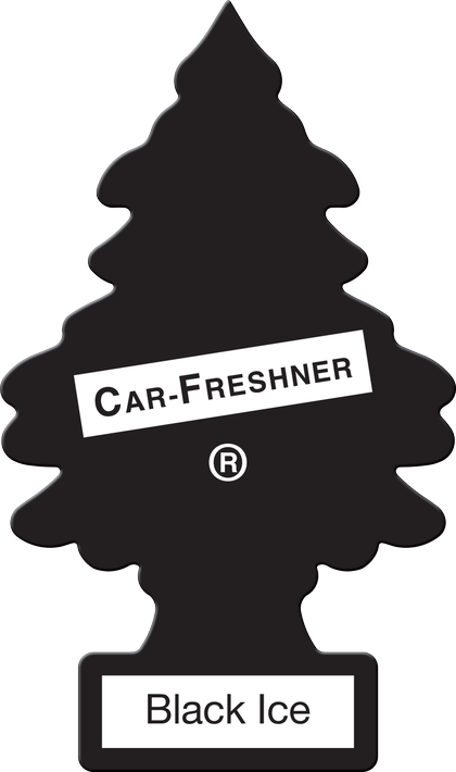 Little Tree Air Freshener Black Ice