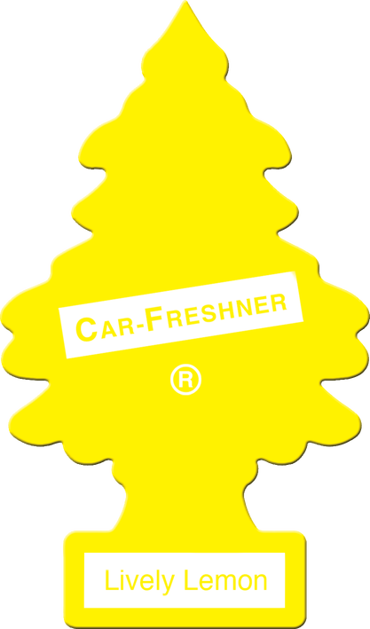 Little Tree Air Freshener Lively Lemon