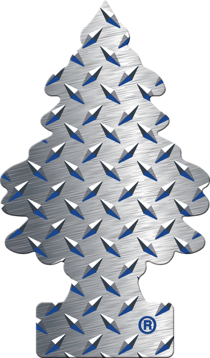 Little Tree Air Freshener Pure Steel