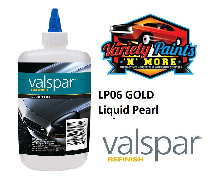 Valspar GOLD Liquid Pearl  LP06 200ml