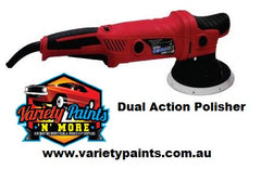 Blackline Dual Action Polisher 150MM