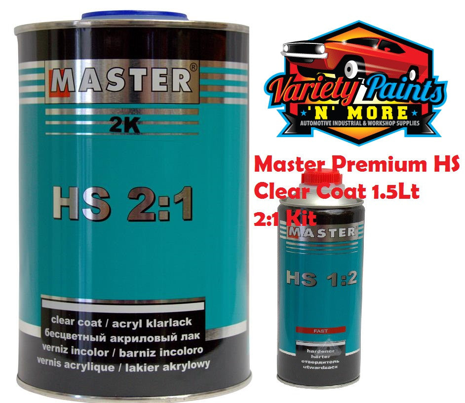 Products - Master Clear 2K