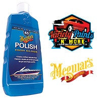 Meguiars Boat/RV High Gloss Polish (45) 473ML
