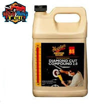 Meguiars Diamond Cut Compound 2.0 (85) 3.8 Litre