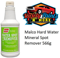 Malco Hard Water/Mineral Spot Remover 566g
