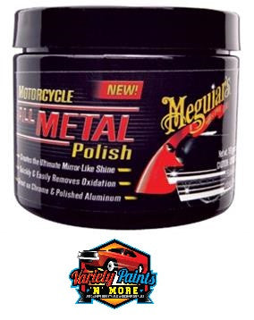 Meguiars Motorcycle All Metal Polish