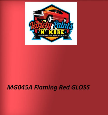 Variety Paints Flaming Red MG045A Powdercoat Spray Paint 300g