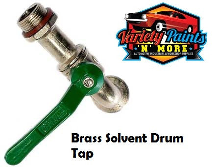 Brass Metal Drum Solvent Tap Heavy Duty