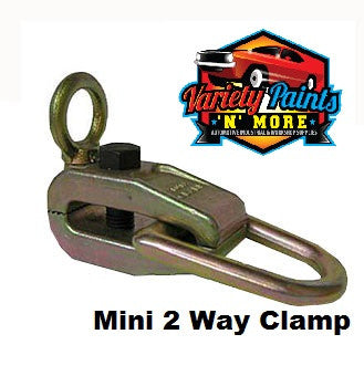 Mini 2 Way Clamp