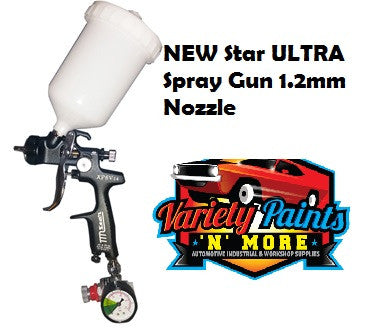 Star Ultra XP Edition Spray Gun 1.2mm Nozzle