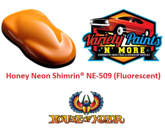 Honey Neon Shimrin House of Kolor NE-509 (Fluorescent)