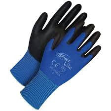 Ninja Lite Large Polyurethane coated nylon shell Safety Gloves