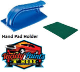 Norton Bear-Tex / Scotch Brite Abrasive Hand Pad Holder