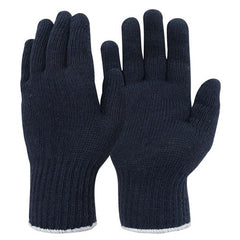 Frontier Glove knitted - Polycotton Ladies Navy