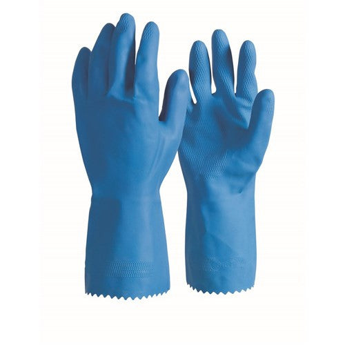 Frontier Glove Silverlined - Blue. 8 Medium