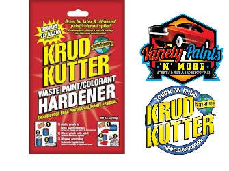 Krud Kutter Waste Paint Hardener 3.5oz Bag