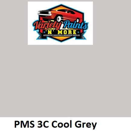 PMS 3C Pantone Cool Grey Custom Spray Paint