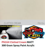 Clotted Cream MATT Spray Paint 300g PN1G4