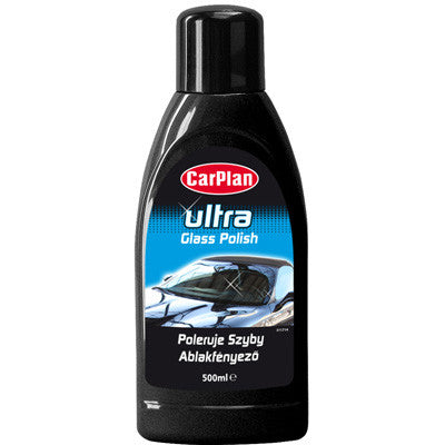 CarPlan Ultra Glass Polish