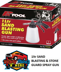 1ltr SAND BLASTING & STONE GUARD SPRAY GUN